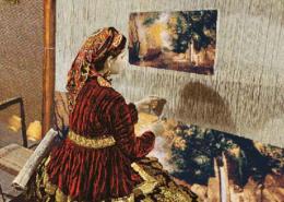 آموزش هنر قالیبافی