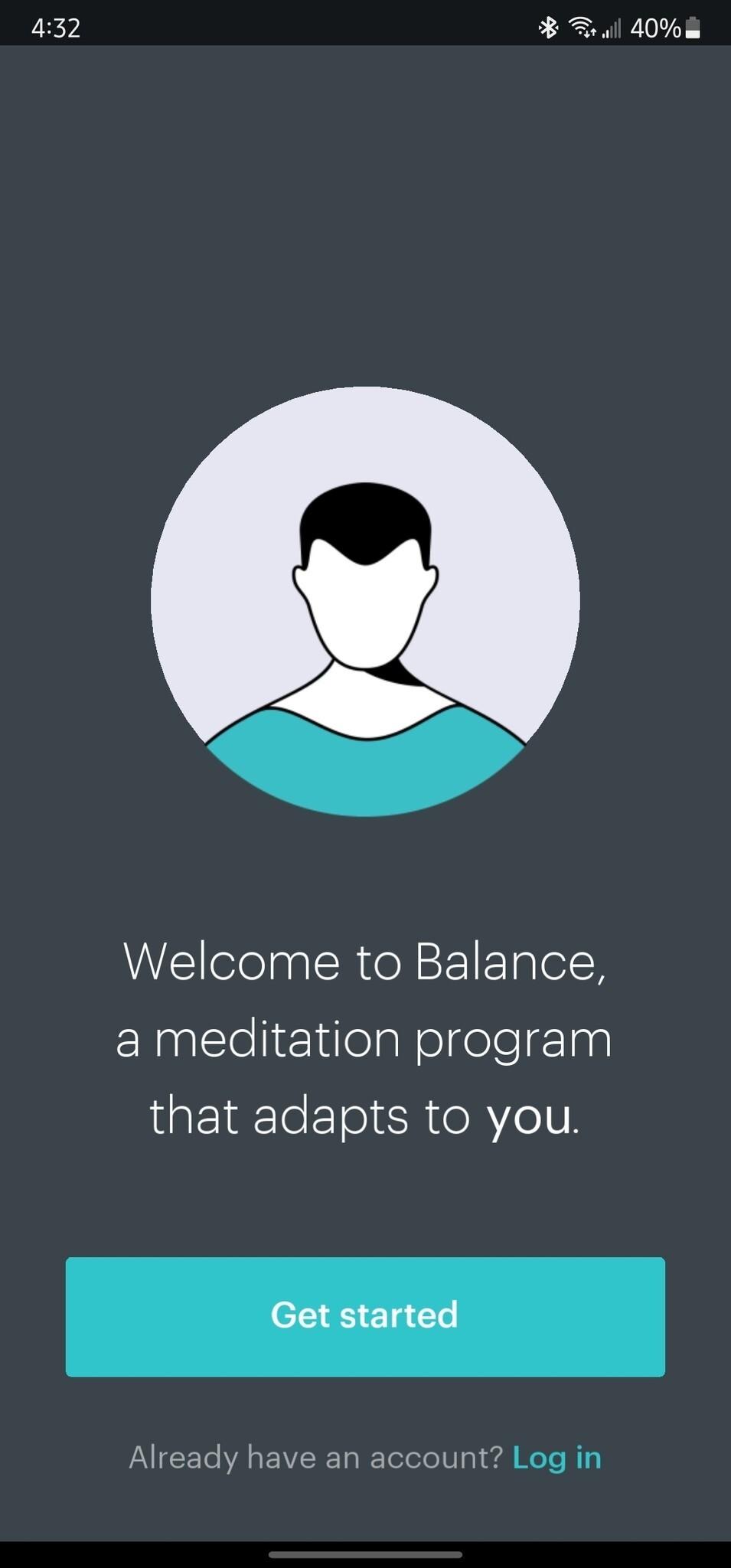 اپلیکیشن Balance