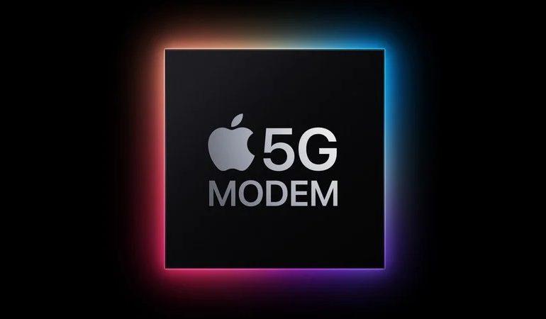 مودم های 5G اپل