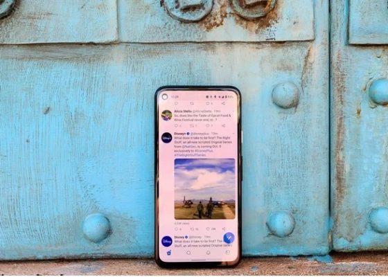 طراحی اپلیکیشن توئیتر