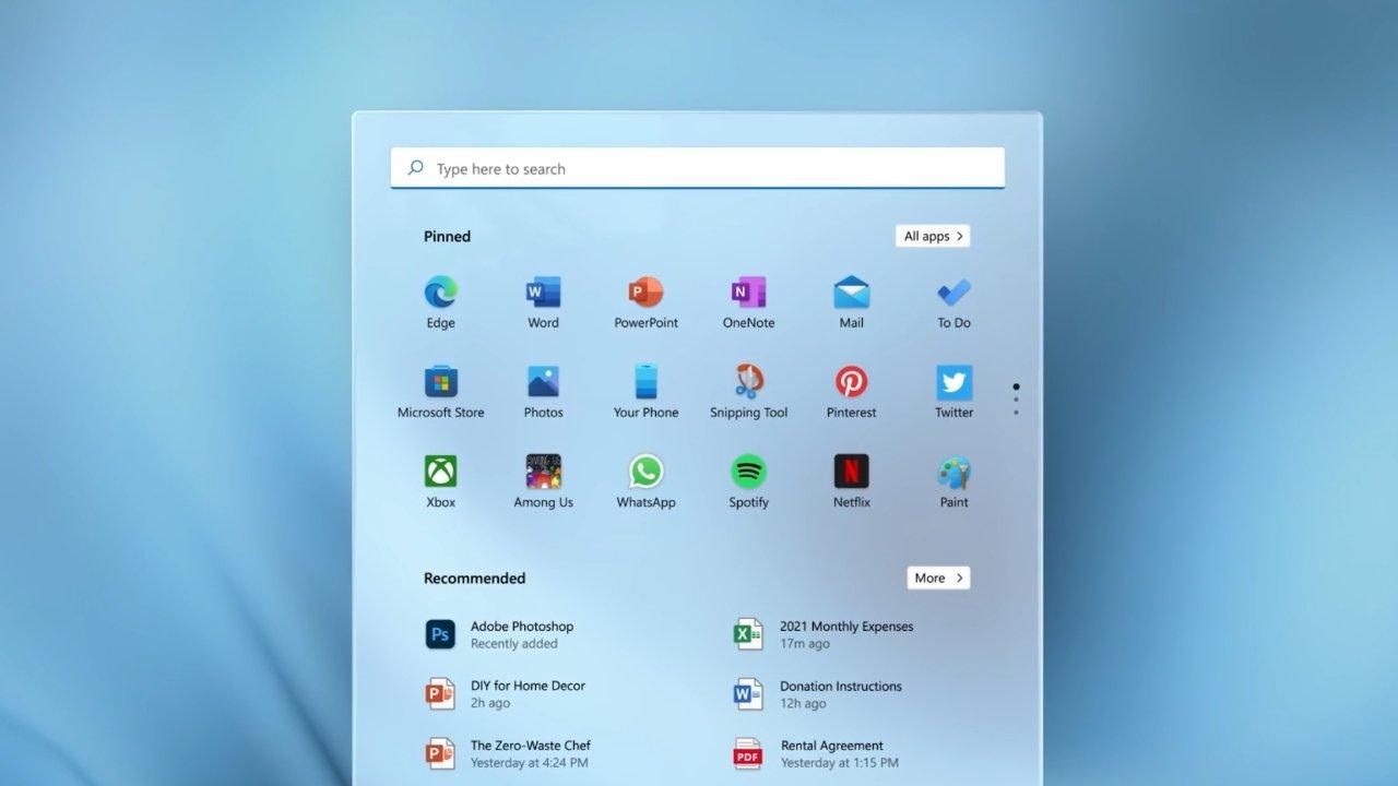 سخت افزار Windows 11