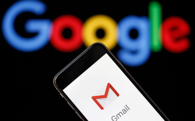 طراحی اپلیکیشن Gmail